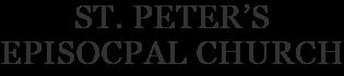 st peters episcopal church lakewood logo